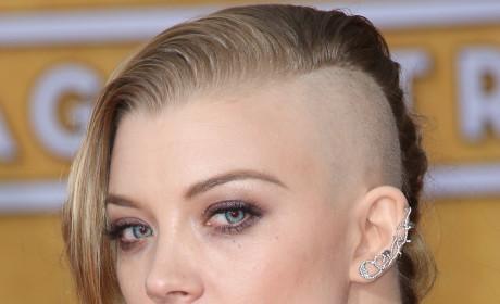 Natalie Dormer Shaved Head