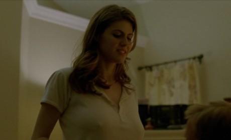 Alexandra Daddario: Nude Scene Just Sort of Happened in True Detective!