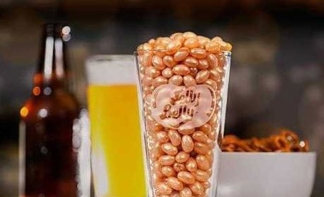 Beer-Flavored Jelly Beans: Actually a Thing Jelly Belly Came Up With!