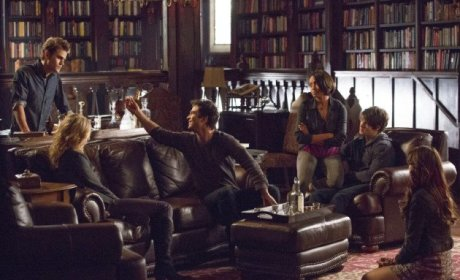 The Vampire Diaries Season 5 Episode 11: Showing Its Age