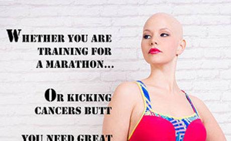 Elly Mayday, Plus-Size Model: Posing Post-Chemo