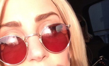 Lady Gaga Nose Job Photo?