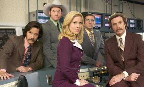 Anchorman Cast Pic