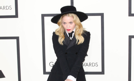 Madonna at the Grammys