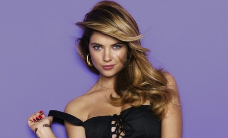 Ashley Benson Cosmopolitan Pic