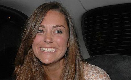 Kate Middleton Partying Photo