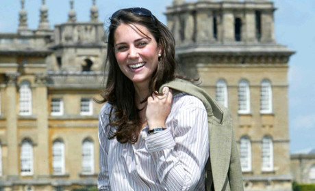 Kate Middleton in College