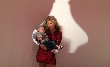 Fergie: Still One of the Hottest Celebrity Moms Around
