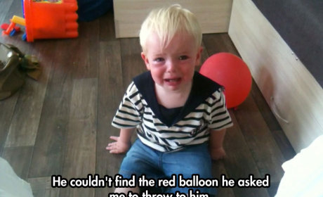 25 Reasons Your Kid is Crying: Randomly Hilarious Toddler Tantrums Explained!