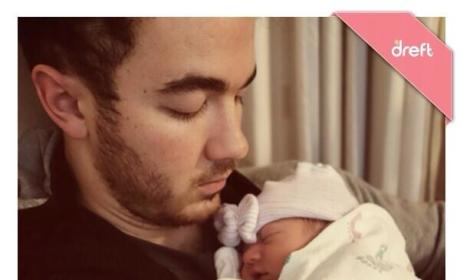Kevin Jonas, Daughter