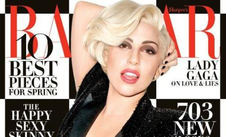 "Lady Gaga on Depression: ""I Just Didn't Feel Like Fighting Anymore"""