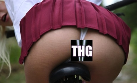 American Apparel Thong Ad Shows WAY Too Much Butt: NSFW Pic Alert!