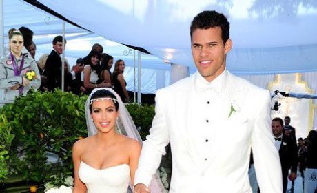 Unimpressed with Kim and Kris' Wedding