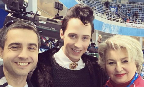 Johnny Weir Image