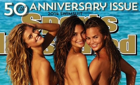 Chrissy Teigen, Lily Aldridge or Nina Agdal: Which SI Hottie Would You Rather ...