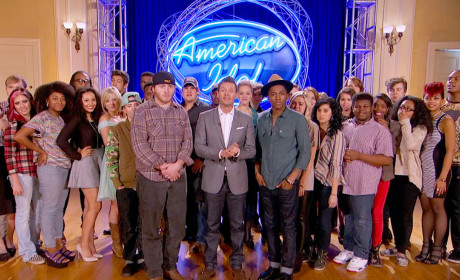 American Idol Top 30: Sort of Named!