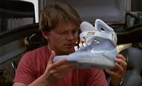 Back to the Future Nike Power Laces: Actually Coming in 2015!!