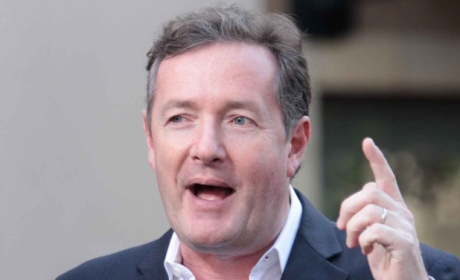 Brits Petition White House to Keep Piers Morgan in U.S.