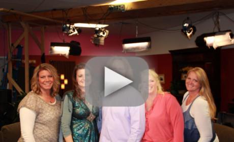 Sister Wives Season 4 Episode 19 Recap: 1 Groom, 4 Brides, 17 Kids, 1 Magical Day