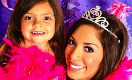 Farrah Abraham on Daughter Having Plastic Surgery: GET IT, GIRL!
