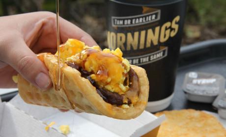 Taco Bell Breakfast Menu: It's Here!!!