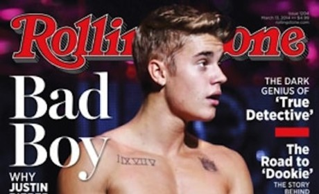 Justin Bieber Rolling Stone Cover Photo