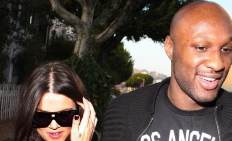 Report: Khloe Kardashian Pregnant, Family on Lockdown, Lamar Weary of Overexposure