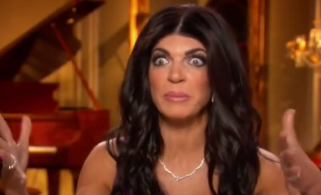 Teresa Giudice: STILL Trying to Get Out of Prison Sentence!