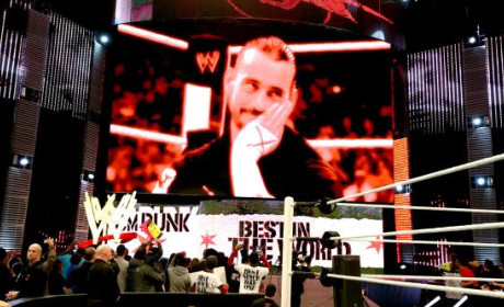 CM Punk No Shows WWE Raw in Chicago, Crowd Boos Lustily