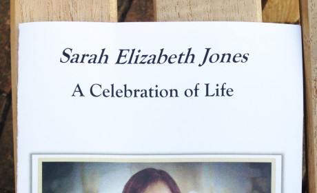 Sarah Jones Laid to Rest, Mourned in Huge Atlanta Gathering