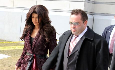 Joe Giudice and Teresa Giudice Pic