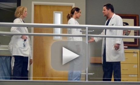 Grey's Anatomy Season 10 Episode 14 Recap: The End of Hospital Romances!?
