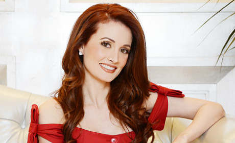 Holly Madison Red Hair Pic