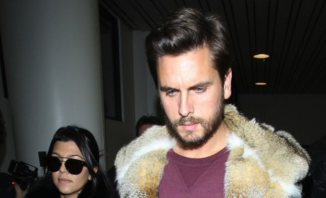 Scott Disick: Struggling to Stay Sober on Overseas Club Tour