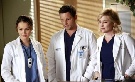 Grey's Anatomy Season 10 Episode 15 Recap: Emotions Running High