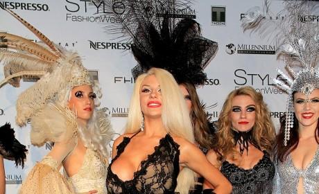 Courtney Stodden: High Fashion