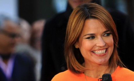 Savannah Guthrie: Pregnant! And Married!