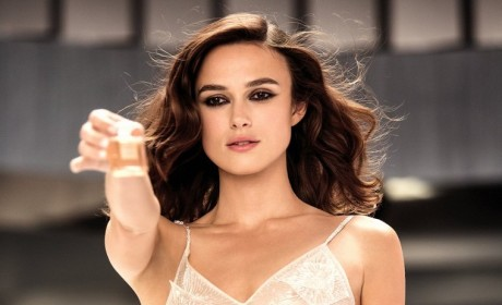 Keira Knightley Pitches Chanel
