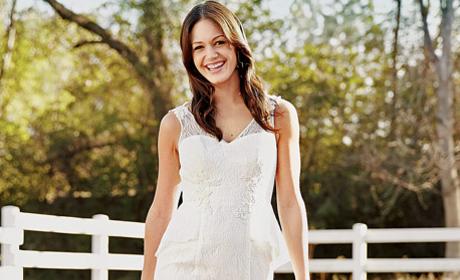 Desiree Hartsock Wedding Dress: First Look!
