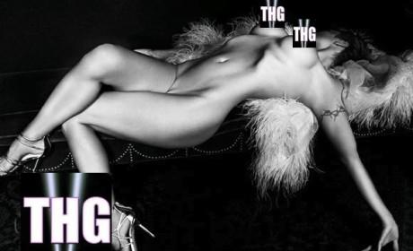 Pamela Anderson Nude Photograph