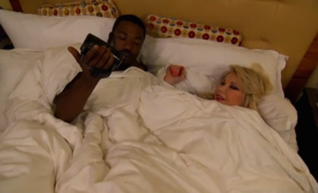 Ray J and Joan Rivers Parody Kim Kardashian Sex Tape: See the Pics, Video!