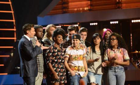 MK Nobilette on American Idol Elimination: It Sucked!