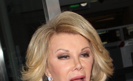 Joan Rivers: Career Over Due to Years-Long Rehab Process?