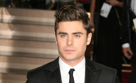 Efron at the Oscars