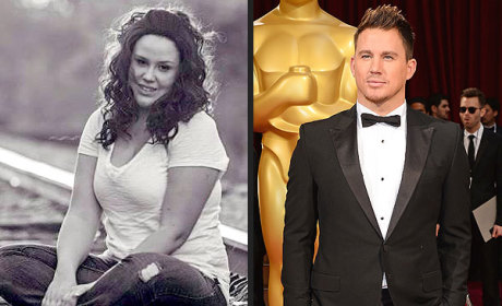 Channing Tatum Sends Virtual Kiss, Happy Wishes to Cancer Patient
