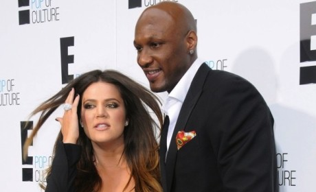 Khloe Kardashian and Lamar Odom: NOT Back Together ... But Still Not Divorced Either