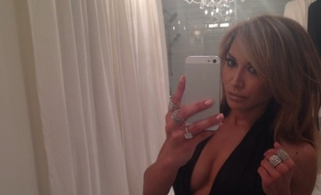 Is Naya Rivera Trying To Become Kim Karadashian?