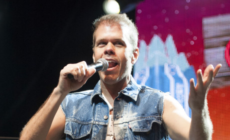 Perez Hilton On Stage