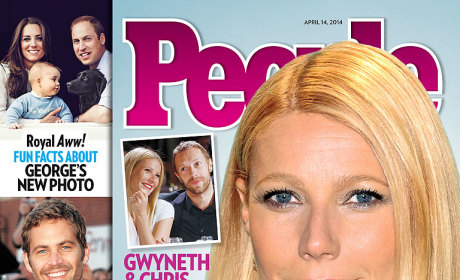 "Gwyneth Paltrow and Chris Martin: Marriage Was ""Falling Apart"" For Years"
