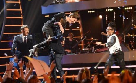 American Idol Results: Did Someone Get Saved?
